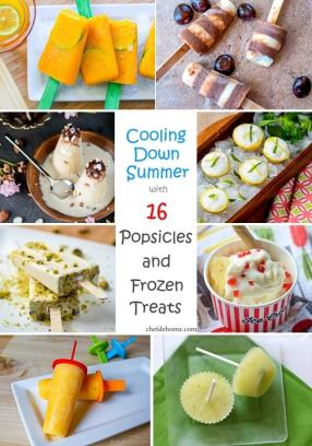 16 Popsicles Recipes and Frozen Treats Meals - ChefDeHome.com