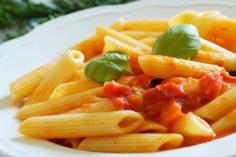 Kids will love this delicious pasta.