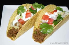Lamb Tacos for National Taco Day