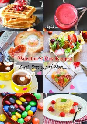 20 Sweet and Savory Valentine's Day Recipes Meals -  ChefDeHome.com