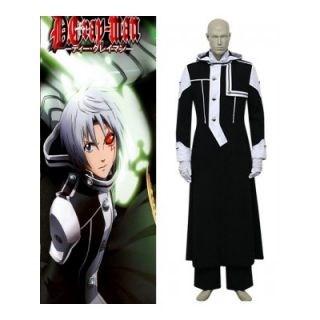 D.Gray-Man Allen Walker Cosplay Costume--CosplayDeal.com