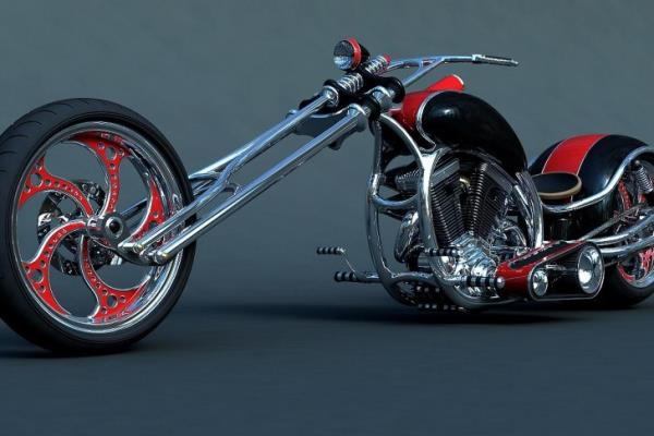Harley Chopper 2013