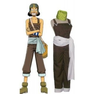 One Piece Usopp Cosplay Costume