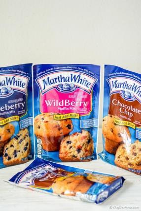 New Martha White Baking Mixes - ChefDeHome.com #sponsored #ad