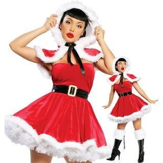 Ms. Winter Wonderland Sexy Adult Women Christmas Costume