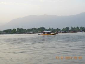 Dal Lake, Srinagar, Jammu and Kashmir, India
