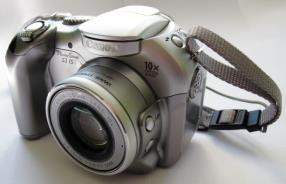 One of the first long-zoom digitals, the S1 IS is dated today primarily by its low 3.2 megapixel resolution. Nonetheless, it is capable of producing excellent images within this limitation.