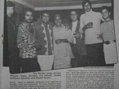 Sholay Party Time....StarCast