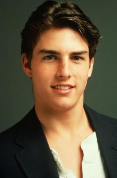So young Tom Cruise