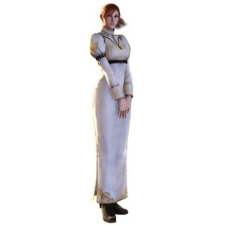 Devil May Cry 4 Kyrie Cosplay Costume--CosplayDeal.com
