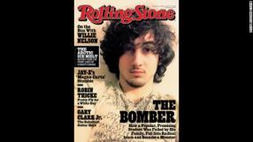 Rolling Stone cover of bombing suspect called 'slap' to Boston