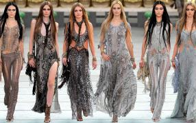 roberto cavalli, dresses, fashionable, clothes, girls, brand wallpapers