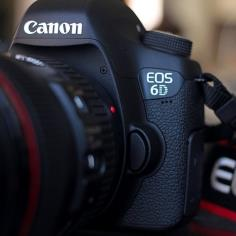 The EOS 6D DSLR camera is the ideal tool for unlocking your creative vision.