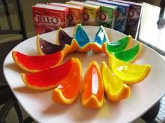 So cute Jello Slices, wanna try these sometime