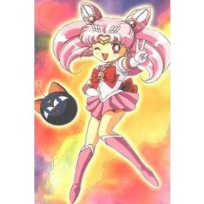 Sailor Moon Chibi Usa Sailor Chibi Moon Cosplay Wig--CosplayDeal.com
