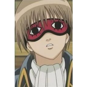 Gin Tama Okita Sougo Short Cosplay Wig