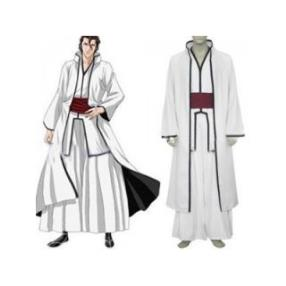 Bleach Aizen Sousuke Arrancar Cosplay Costume