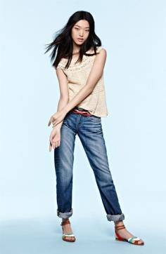 AG Jeans and Free People Top