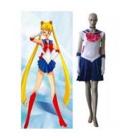 Sailor Moon Tsukino Usagi Sailor Moon Cosplay Costume--CosplayDeal.com