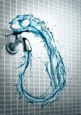 Save water by Hugo Ceneviva (Brazil)