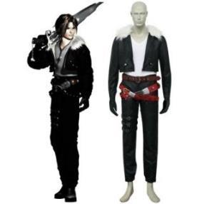 Final Fantasy VIII 8 Squall Cosplay Costume--CosplayDeal.com