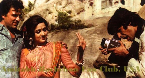 Jai, Veeru and Basanti