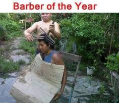 Barber of the year