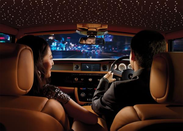 Rolls Royce Phantom Coupe 2013 Interior