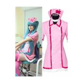 Vocaloid Miku Hatsune Koi Iro Byoutou Cosplay Costume--CosplayDeal.com
