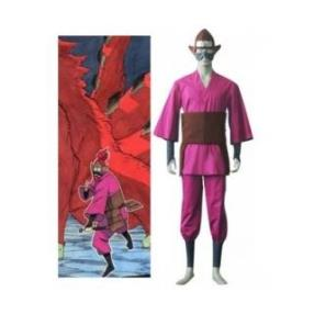 Naruto Four-Tailed Monkey Brand New Cosplay Costume