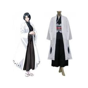 Bleach Captain Unohana Retsu 4th Division Cosplay Costume