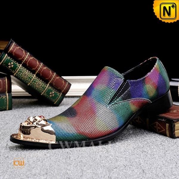 CWMALLS Designer Leather Dress Shoes CW707007
