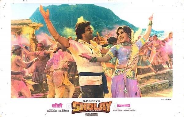 Sholay - the movie