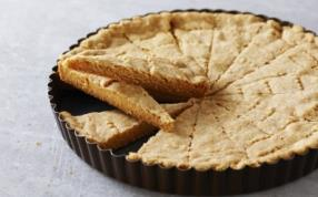Scottish Pan Shortbread
