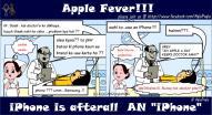 Apple fever!