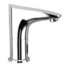 Contemporary Sensor Hands Free Bathroom Sink Faucet(Hot and Cold)--Faucetsmall.com