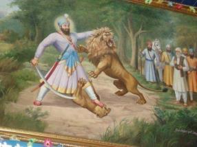 Dhan Dhan Guru HarGobind Sahib Ji