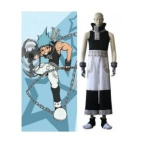 Soul Eater Black Star Cool Cosplay Costume