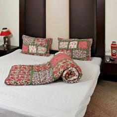 Rajasthan quilt design (very traditional indian design)