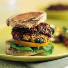 Veggie Homemade burgers
