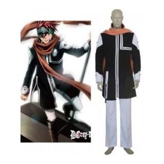 D.Gray-Man Lavi Cosplay Costume--CosplayDeal.com