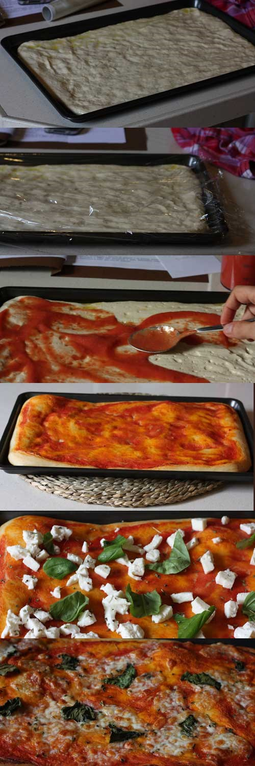 Homemade Pizza - Yes, You Can Do It!