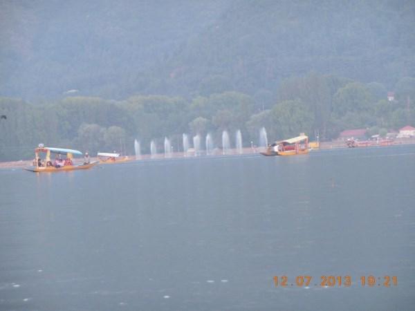 Dal Lake, Srinagar, Jammu and Kashmir, India