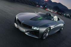 BMW Vision Connected Drive Concept, 2013