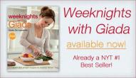 excellent Italian American chef and TV celebrity , Giada...