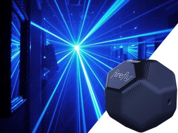 Blue Laser Lamp with passive cooling technology