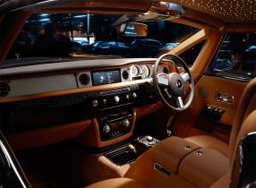 Rolls Royce Phantom Coupe 2013 Interior