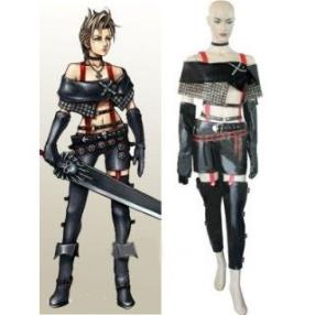 Final Fantasy X-2 Paine Cosplay Costume