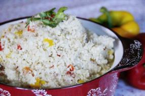 Paleo Cauliflower 'Dirty' Rice