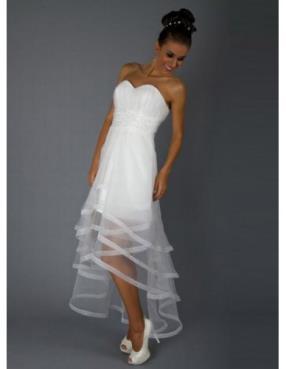 Kurze Brautkleider